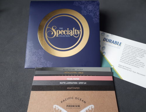 Your Brand Is Special: Specialty Paper