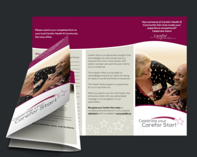 Brochure Creation and Printing